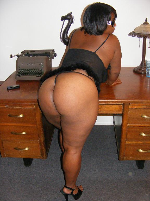 All about You Thick and Juicy Ebony Playmate